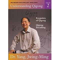 Understanding Qigong DVD2 (YMAA chi kung) Keypoints & Qigong Breathing - Dr. Yang