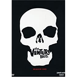 The Venture Bros.: Seasons One and Two