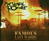 album art to Famous Last Words