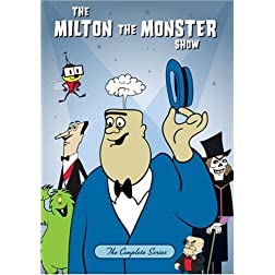 The Milton The Monster Show - The Complete Series