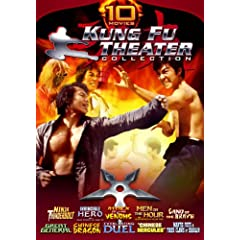 Kung Fu Theater Collection: 10 Movie Set, Vol. 1
