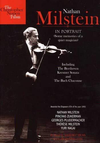 Nathan Milstein - In Portrait