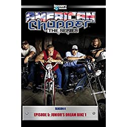 American Chopper Season 4 - Episode 5: Junior's Dream Bike 1