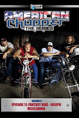 American Chopper Season 5 - Episode 11: FANtasy Bike - Joseph McClendon
