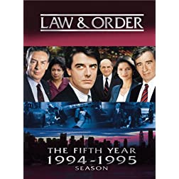 Law & Order - The Fifth Year (1994-1995 Season)