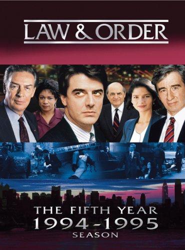 Law & Order - The Fifth Year (1994-1995 Season)