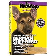 GERMAN SHEPHERD DVD:  + Dog & Puppy Training Bonus