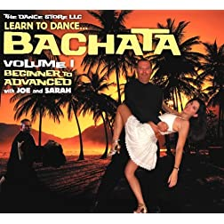 Learn to Dance Bachata: Volume 1