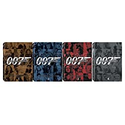 James Bond Ultimate Edition Boxed Sets Bundle