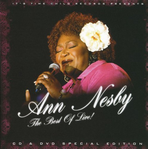 Ann Nesby The Best Of Live CD/DVD