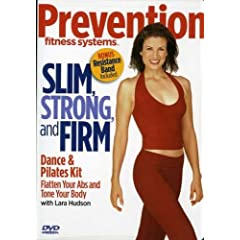 Prevention Fitness Systems - Slim, Strong & Firm by Lara Hudson