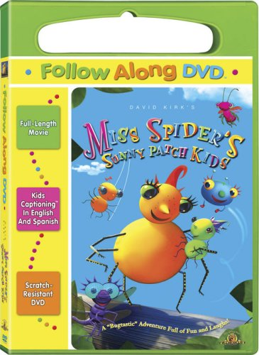 Miss Spider's Sunny Patch Kids (Follow Along Edition)