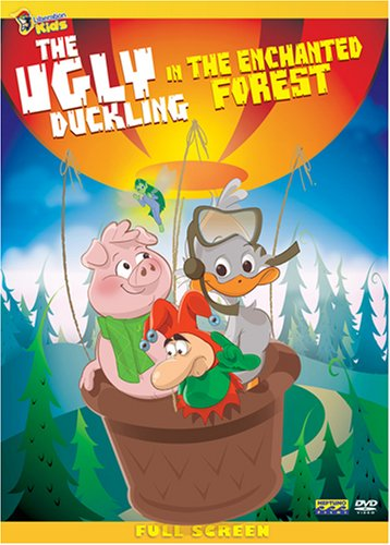 The Ugly Duckling in the Enchanted Forest