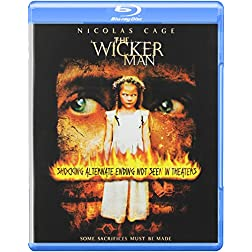 The Wicker Man (2006) (Rated and Unrated) [Blu-ray]
