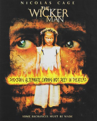 The Wicker Man (2006) (Rated and Unrated) [HD DVD]