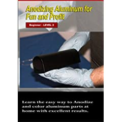 Anodizing Aluminum for Fun and Profit