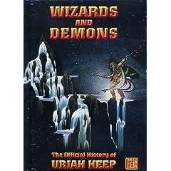 Wizards & Demons (2pc) (W/Book)