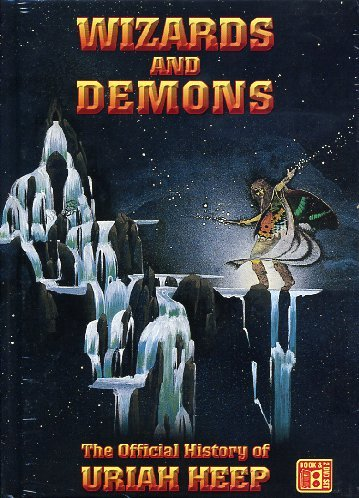 Wizards & Demons (2pc) (W/Book)