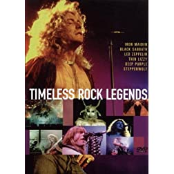 Timeless Rock Legends