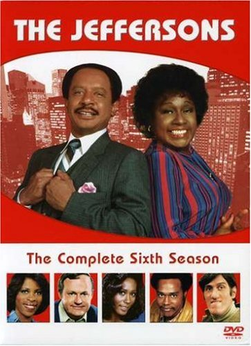 The Jeffersons - The Complete Sixth Season