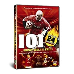 101 Great Welsh Tries