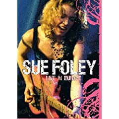 Live in Europe Sue Foley