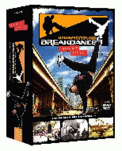 Underground Breakdance Box Set