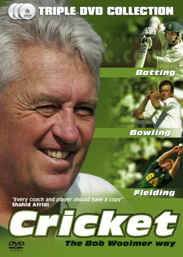 Cricket the Bob Woolmer Way