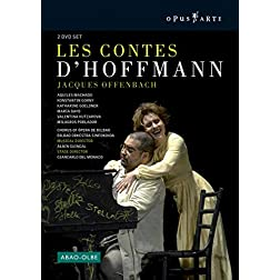 Offenbach - Les Contes d'Hoffmann / Guingal, Machado, Gorny, Goeldner, Opera de Bilbao