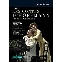 Offenbach - Les Contes d'Hoffmann / Guingal, Machado, Gorny, Goeldner, Opera de Bilbao