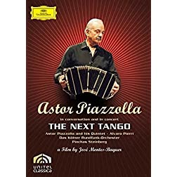 Astor Piazzola: Next Tango