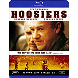Hoosiers [Blu-ray]