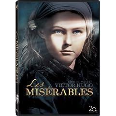 Les Miserables (1935 & 1952 Two-Disc Set)