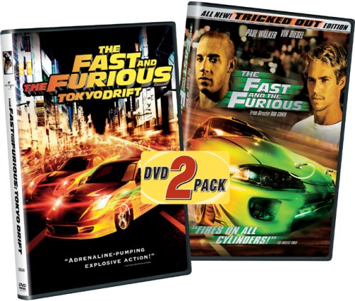 The Fast and the Furious: Tokyo Drift/The Fast and the Furious: Tricked out Edition