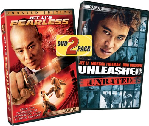 Jet Li's Fearless/Unleashed