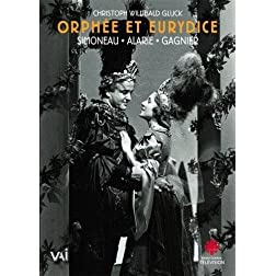 Gluck - Orphee et Eurydice