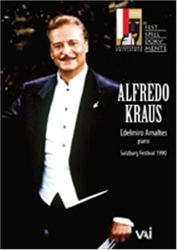 Alfredo Kraus - Live in Salzburg