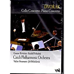 Dvorak: Piano & Cello Concerto