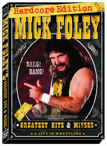 WWE - Mick Foley Greatest Hits & Misses - A Life in Wrestling (Hardcore Edition)