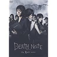 DEATH NOTE デスノート the Last name<br>