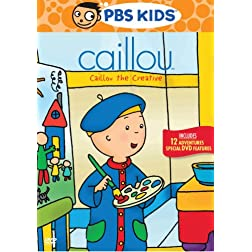 Caillou - Caillou the Creative