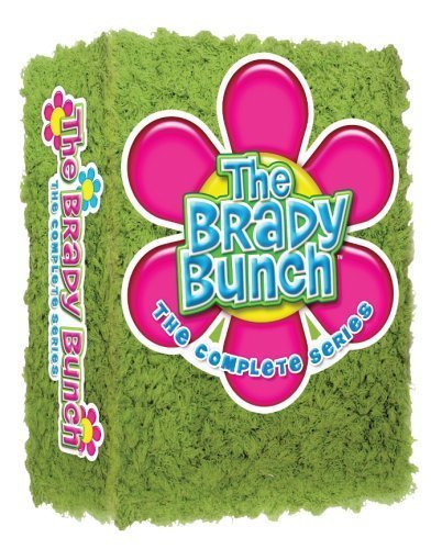 The Brady Bunch - The Complete Series (Seasons 1-5 + Shag Carpet Cover)
