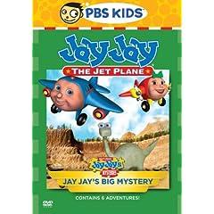 Jay Jay the Jet Plane - Jay Jay's Big Mystery