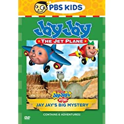 Jay Jay the Jet Plane - Jay Jay's Big Mystery