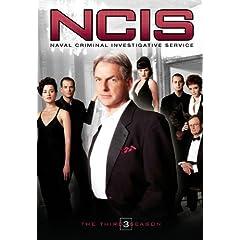 NCIS Naval Criminal Investigative Service - The Complete Third Season