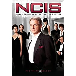 NCIS Naval Criminal Investigative Service - The Complete Third Season