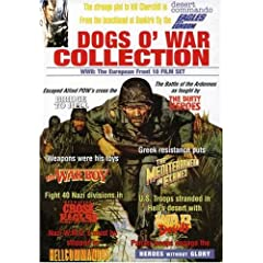 Dogs O'War Collection: WWII - The European Front 10 Film Set