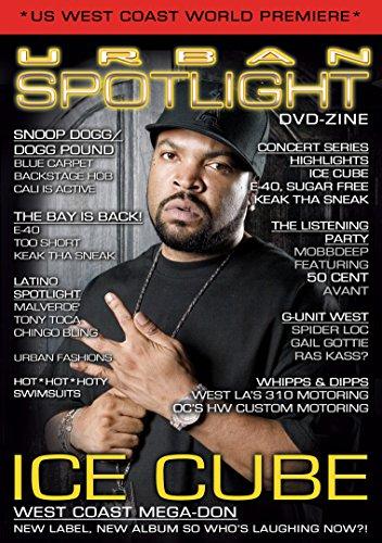 Urban Spotlight DVD-Zine: Us West Coast World Premiere