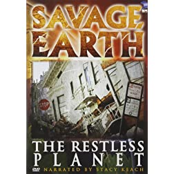 Savage Earth - Restless Planet