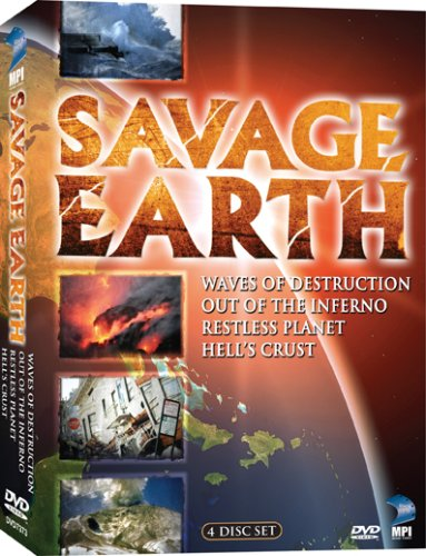 Savage Earth (Waves of Destruction / Out of the Inferno / Restless Planet / Hell's Crust)